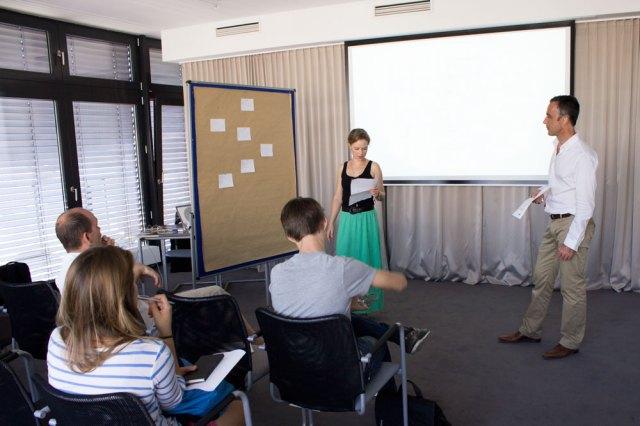 """glow @ TOA Satellite Symposium """"CI for Startups"""""""