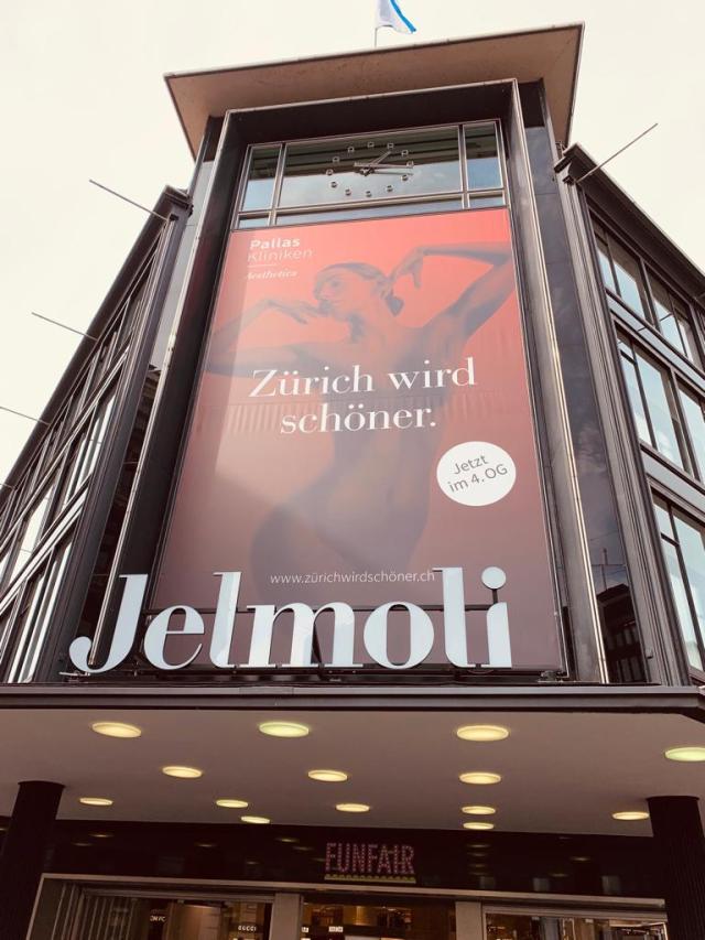 Pallas_Jelmoli_Zürichwirdschöner